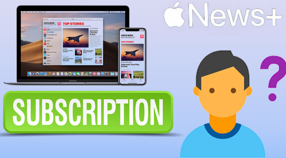 Apple's Premium News Subscription Service for iPhone And iPad Users