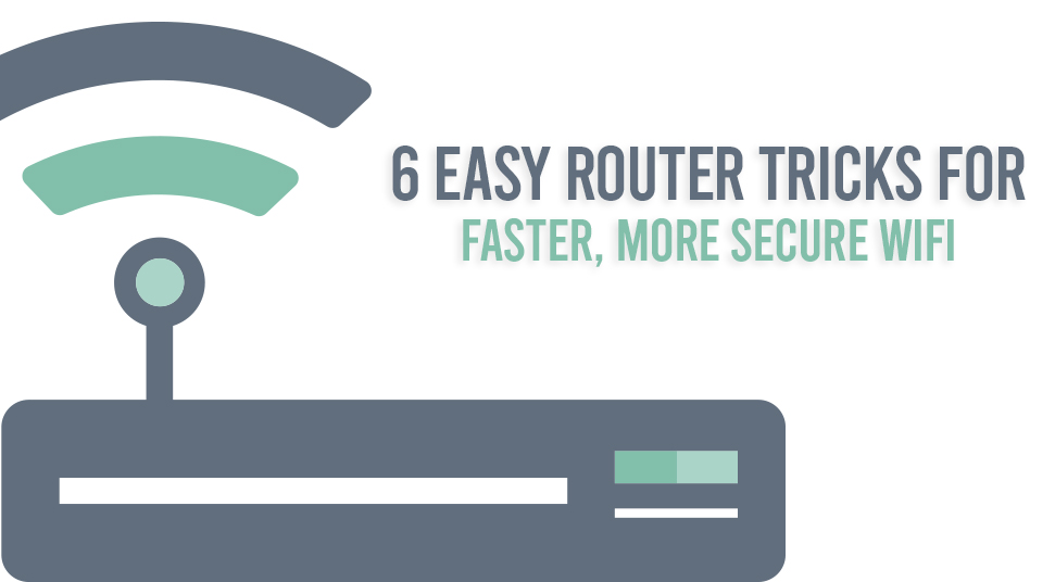 Router Security Settings