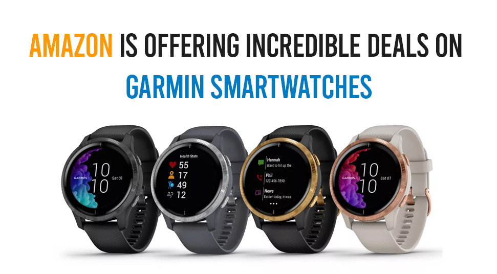Best Garmin Smartwatch