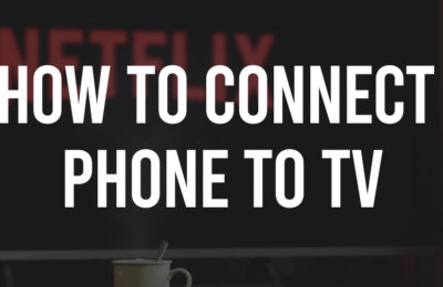 Connect Phone To TV Using A Wireless Connection