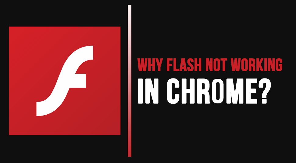 Flash not Working in Chrome