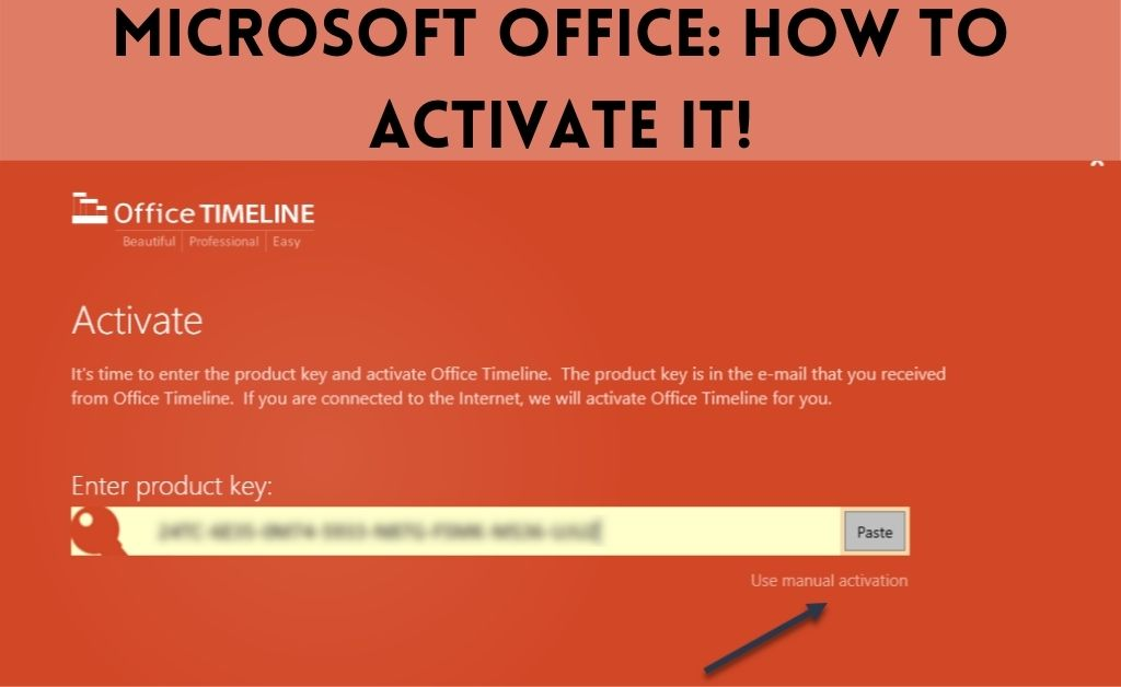 office activation